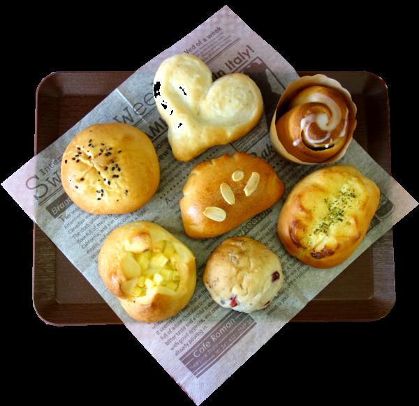 【江府町】~焼きたてパンとランチ~  ☆☆エミーズカフェ☆☆