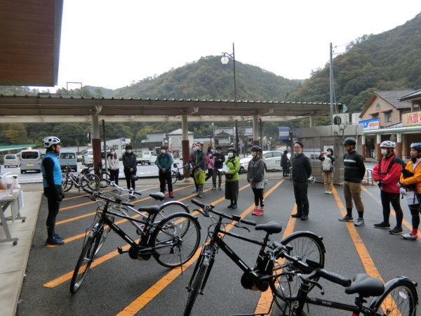 10月23日 大山時間サイクルガイド養成講座 実技講座開催!