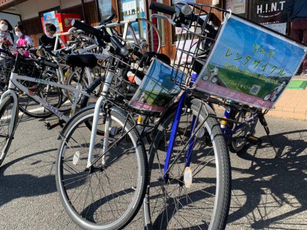 南部町観光協会主催のさくらサイクリングに参加しました!
