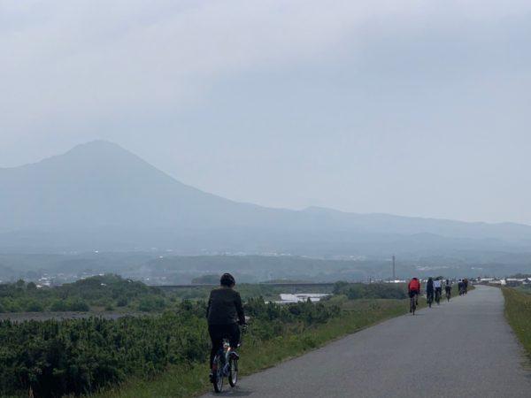 朝活サイクリング始めました!